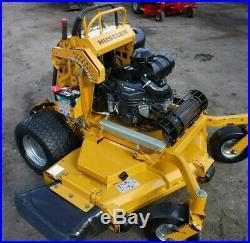 2016 Hustler Stander 60 Mower With Kawasaki FX730V 23.5 HP Engine