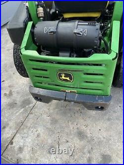 2016 John Deere Z930M Commercial Zero Turn Mower 60 Low Hours 1264hrs