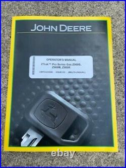 2016 John Deere Z970R ZTRAK 72 Zero Turn Riding Mower 35HP