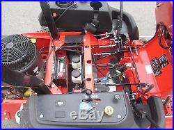 2016 SIMPLICITY CITATION 52 ZERO TURN MOWER 27 hp Briggs Stratton only 60 hrs