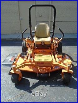 2016 Scag Turftigerii 61velocity Deck Commercial Zero Turn Riding Lawn Mower #h