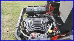 2016 Toro 60 Z Master Commercial Hydro Zero Turn Lawn Mower Kohler EFI Engine