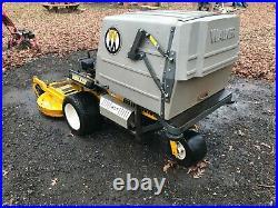 2016 Walker T25i Zero Turn Commercial Mower