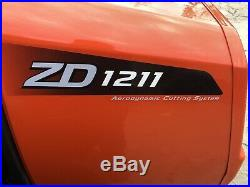 2017 ZD1211 Diesel 60 Zero-Turn Mower