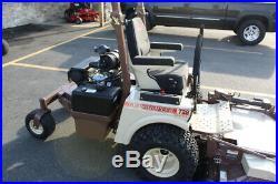 2019 Grasshopper 729BT Zero Turn Mower 52 Rear Discharge Deck Used