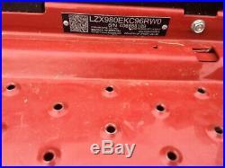 2020 Exmark 96 Lazer X-Series Demo Unit