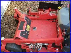 2020 Gravely Commercial Zero Turn Mower ZX 52 Only 27 Hours Works Great Pro Pkg