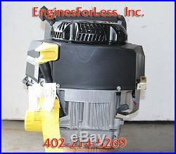 21HP KOHLER CONFIDANT PAZT7203016 ENGINE for EXMARK SCAG TORO ZERO-TURN mower