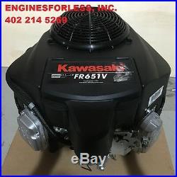 21.5 GHP KAWASAKI FR651VDS09 726cc engine for Lawn Tractors & Zero-Turn mowers