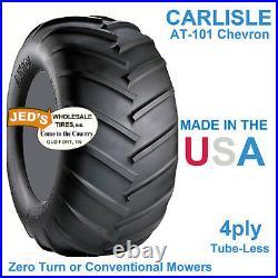 21x11-10 21/11-10 21x11.00-10 TIRE Carlisle AT101 Zero Turn Mower Pro Grade Lug