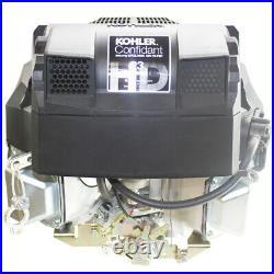 23hp Kohler Confidant Engine 1-1/8x4-3/8 Shaft Zero Turn Mower PA-ZT730-3027