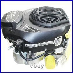 24hp Kohler Zero Turn Mower Engine 1-1/8Dx4-3/8L Shaft 15Amp Alt PA-KT735-3064