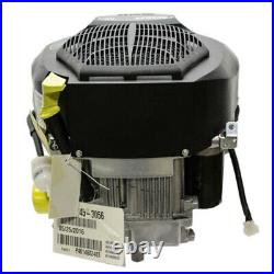 26hp Kohler Zero Turn Mower Engine 1-1/8Dx4-3/8L Shaft 15Amp Alt PA-KT745-3056