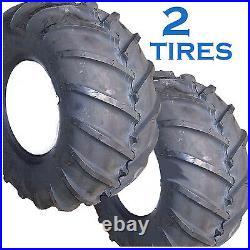 2 21x11.00-8 21x1100-8 21x11-8 21/11.00-8 21-11-8 Lug TIRE Zero Turn Mower 4ply