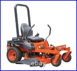 2 New 11x4.00-5 R/M Rib 4 Ply Tire & Kubota Zero Turn Mower Rim Wheel K-3