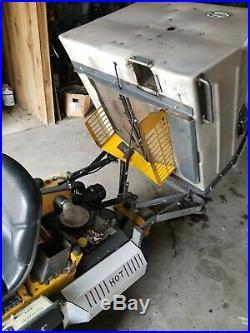 48 Walker Ghs Riding Mower Kohler Bagging Commercial Zero Turn