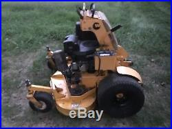 48 Wright Stander Commercial Zero Turn Stand On Lawn Mower NEW ENGINE