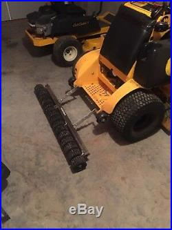 52 Inch Wright Zero Turn Stand-on Commercial Mower