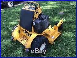 52 Wright Stander Commercial Zero Turn Stand On Lawn Mower // 1326 Hours