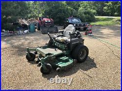 60 Bobcat zero turn commercial lawn mower