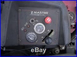 60 Toro Zero Turn Zmaster Diesel