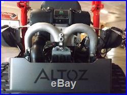 ALTOZ TRX-610i Zero-Turn Brush-Hog