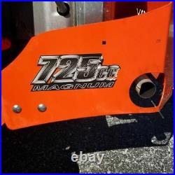 BAD BOY MZ MAGNUM 54 ZERO TURN COMMERCIAL MOWER 725cc TURN KEY (READ)