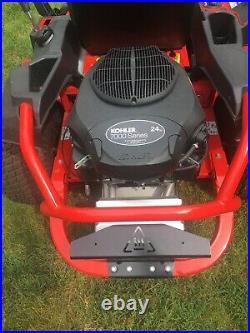 BEST OFFER Used Craftsman Z5800 24-HP 54-in Zero-Turn Riding Lawn Mower
