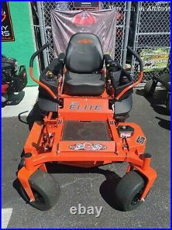 Bad Boy ZT Elite zero turn mower With 726cc Kawasaki