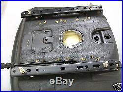 Black Seat Cub Cadet Z-force 44,48,50,54,60 Zero Turn Mowers, Exmark, Toro, Ztr #kz