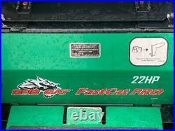 Bobcat 942299F 52 22hp Zero-Turn Around 360° Ride On Lawn Mower Cutter