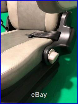 Comfort Deluxe Gray Suspension Seat Fits Toro, Exmark, Gravely Zero Turn