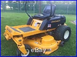 Cub Cadet Zero Turn Lawnmower