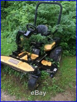 Cub Cadet Zero Turn Mower, needs drive belt