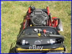 DEMO EXMARK Vantage S-Series 36 Zero Turn Mower VTS541KA366
