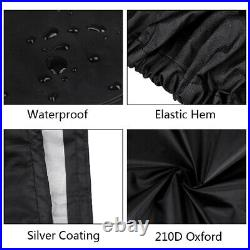 Deluxe 55 Zero Turn Riding Mower Tractor Cover 210D Oxford Waterproof Protector