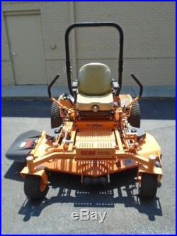 Demo 2017 Scag Turftigerii 61velocity Deck Commercial Zero Turn Mower H#144940