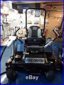 Dixie Chopper 2016 Classic 2760KW new unit. 60 inch deck, 27hp Kawasaki