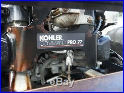 Dixie Chopper 60 Zero Turn Mower With Kohler Command Pro 27 HP Engine
