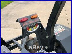 Dixie Chopper Dominator 4x4 Zero Turn Hillside Mower