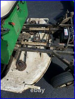 Dixie Chopper Magnum 5018 Zero Turn Mower 50 Deck Upgraded 24HP B&S Engine