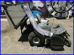 Dixie Chopper XWF2700-60 GAS Commercial Zero Turn Riding Mower withGrass Catcher