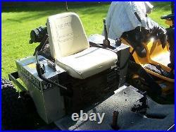 Dixie Chopper XWK2501 zero turn mower 60 cut Kawasaki FH721V 25 HP Motor