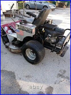 Dixie chopper zero turn mower 50 cut