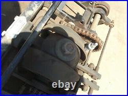 Dixon transmission 422 zero turn mower transmission