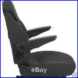Durable Cordura Seat Lumbar Support Scag, Exmark, Toro, Ztr, Grasshopper, Mowers #hu