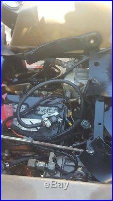 ExMark Lazer XP Diesel Zero Turn Mower