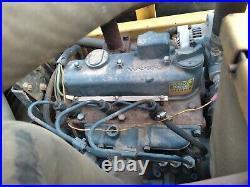 Excel Hustler 3400 Diesel 28hp 3cy Kubota D1105-E zero turn front mower 72 deck