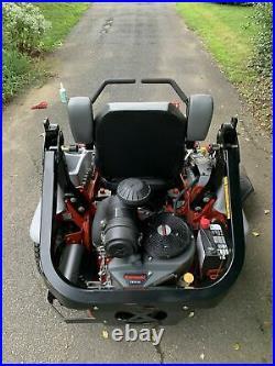 Exmark LZE751GKA524A2 Lazer E Series 12CC Hydro Pumps Series 4 Zero Turn Mower