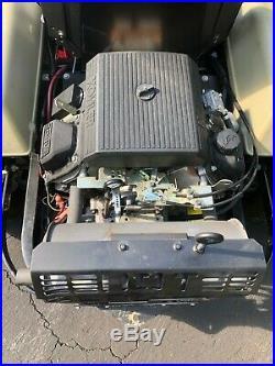 Exmark Lazer Z 60 Zero Turn Lawn Mower Kohler Engine 1722hr Ultra Clean Machine
